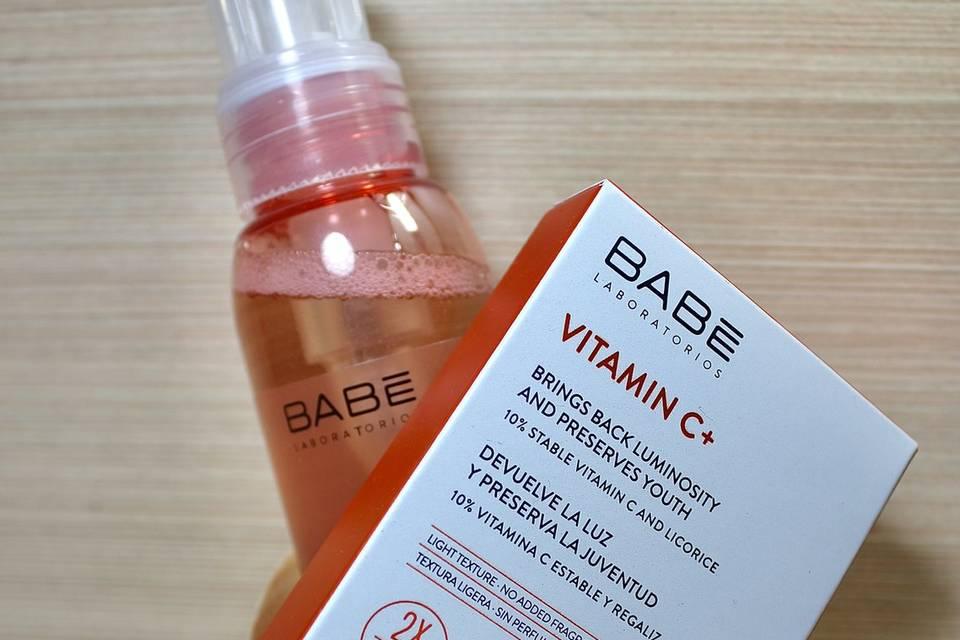 Pack detox vitamina c