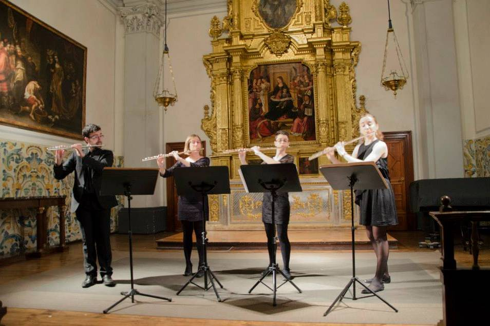 Alè Quartet