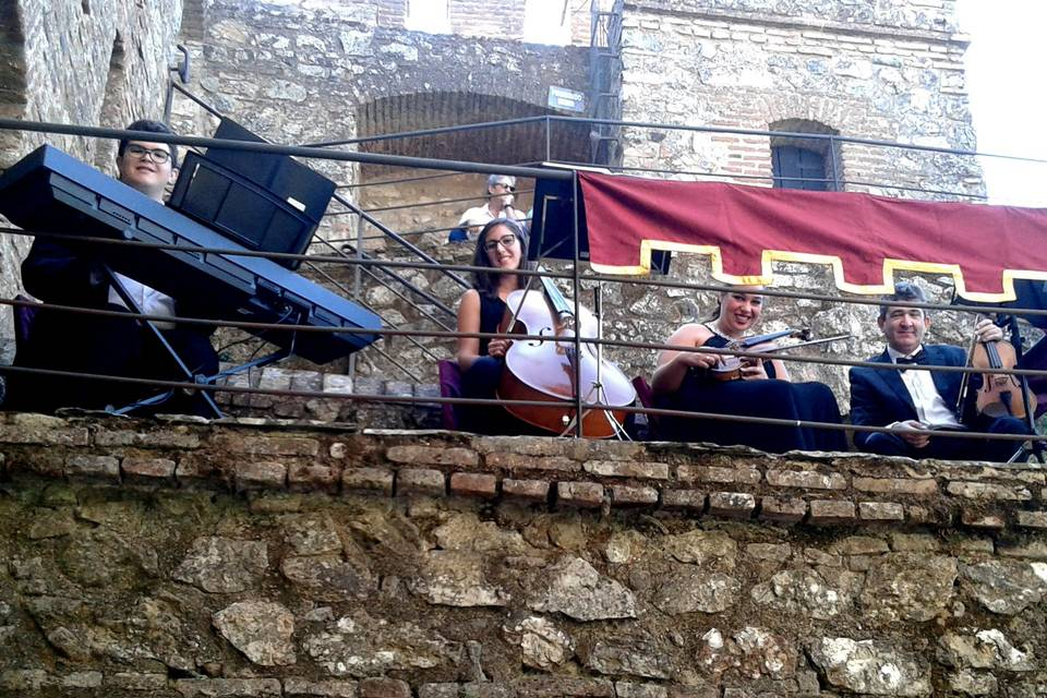 Música bodas Huelva y Sevilla