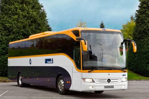 Autobuses de última generación