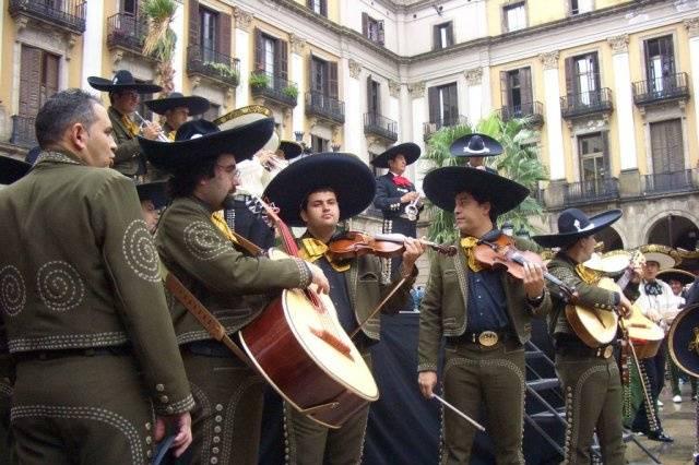 Mariachi Mencey Azteca