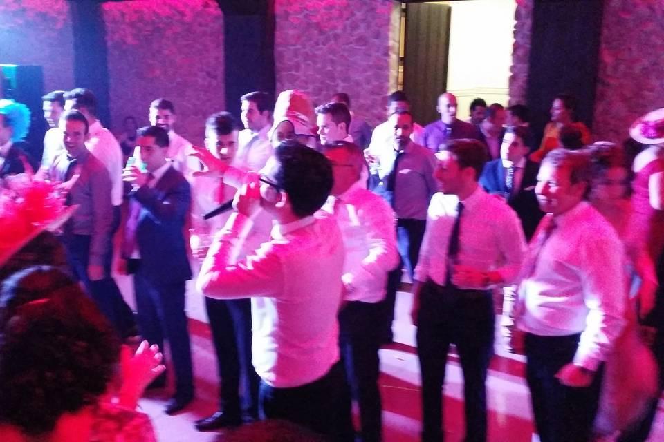 Sonido en tu boda