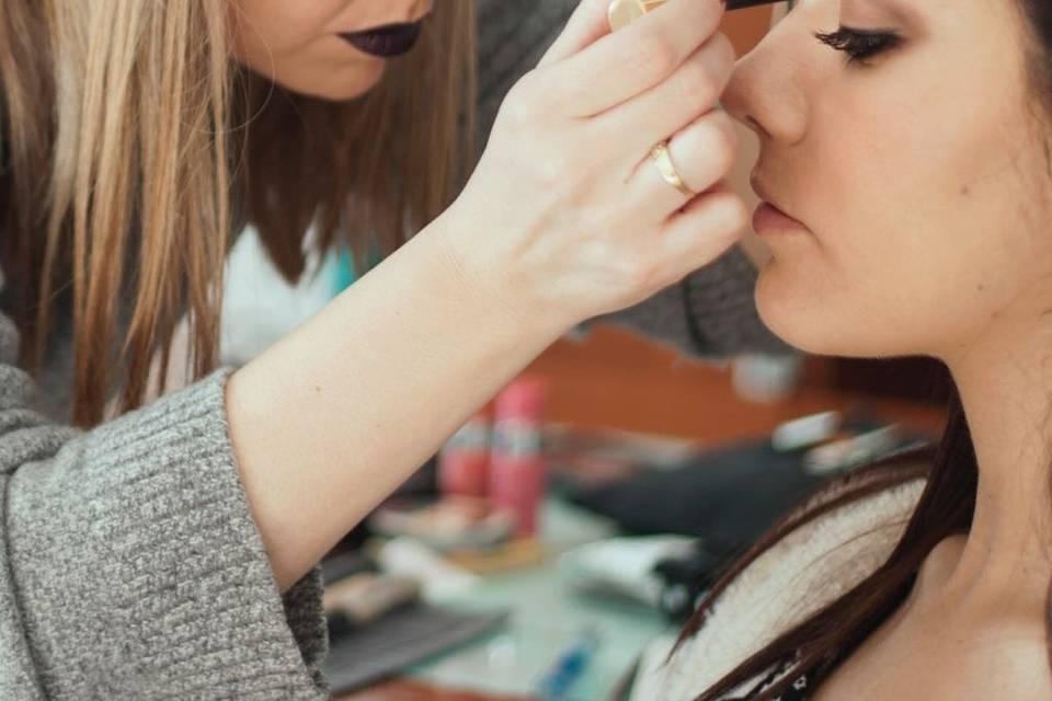 Nadiana make up