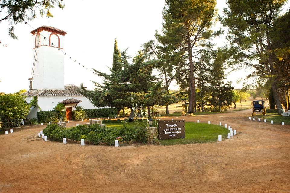 Finca Las Beatas - Eventos Casa Lorenzo