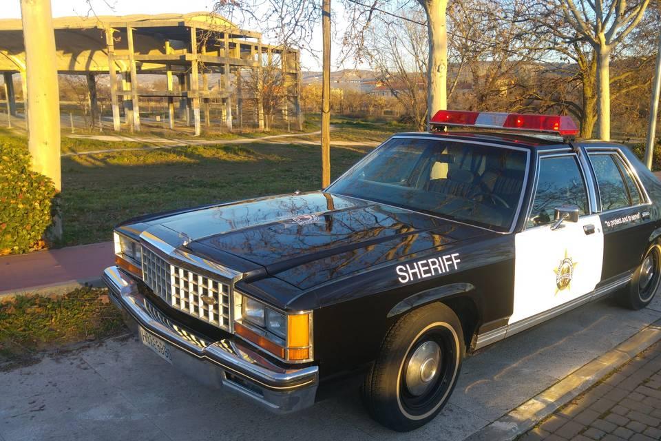 Ford LTD Crown Victoria (1986)