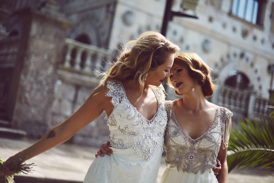 Peluquería de bodas