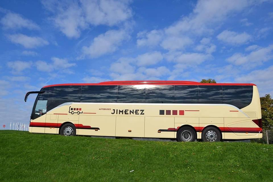 Autobuses Jiménez