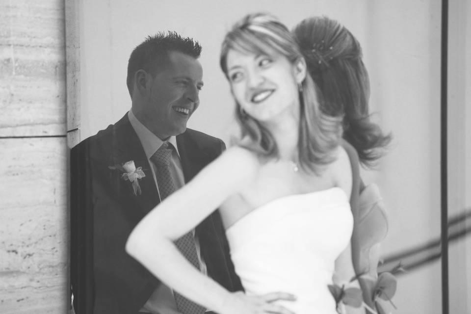 Barcelona Wedding Photo
