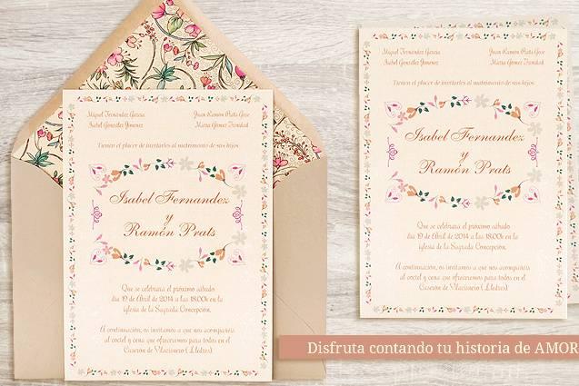 Invitación Verona