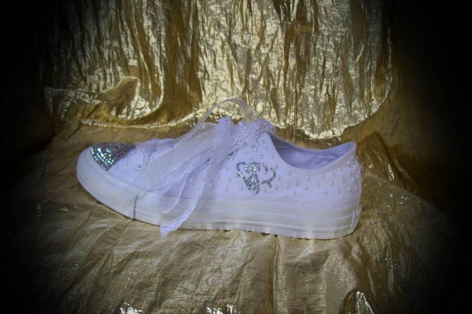 Dapper Shoe Art