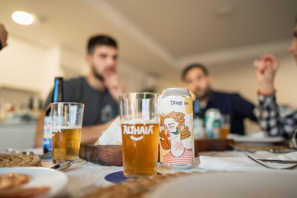 Cervezas Althaia