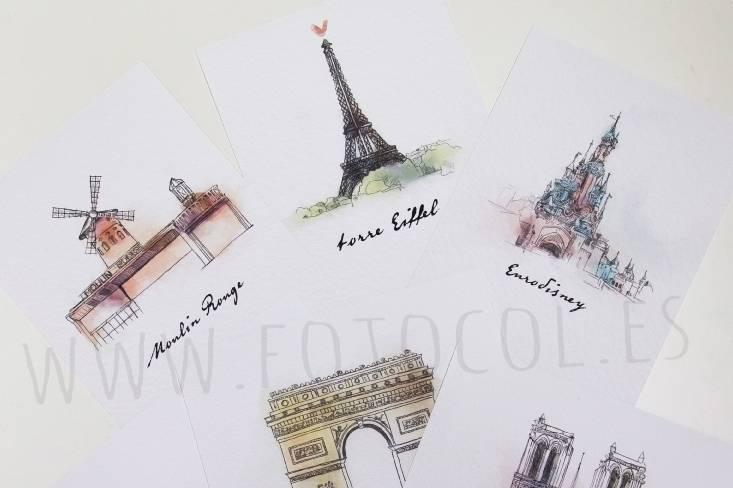 Meseros París
