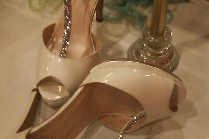 Zapatos beig