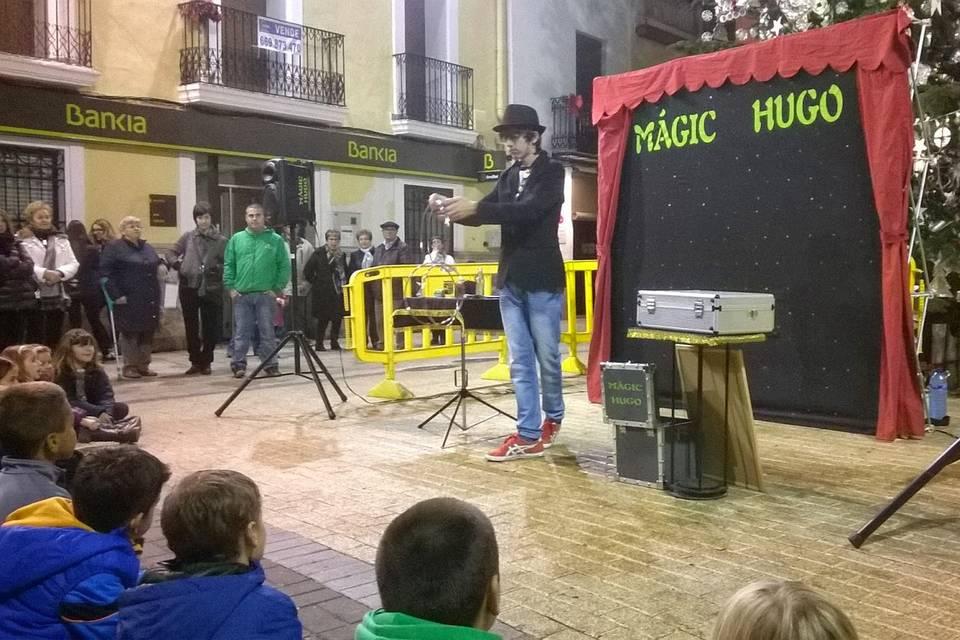 Magic Hugo