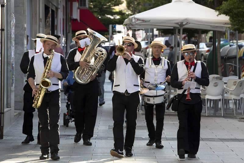Charlot Dixie Jazz Band
