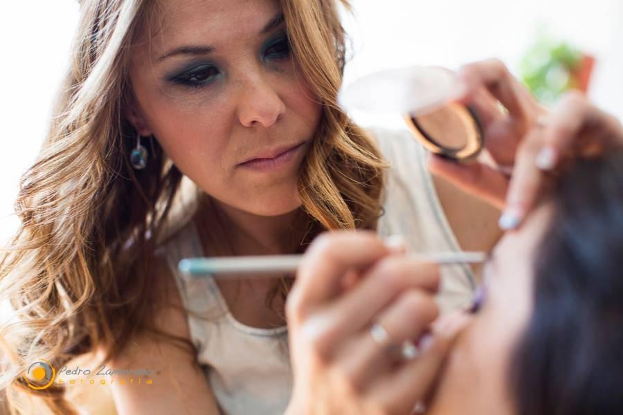 Vanesa Díaz - Maquillaje