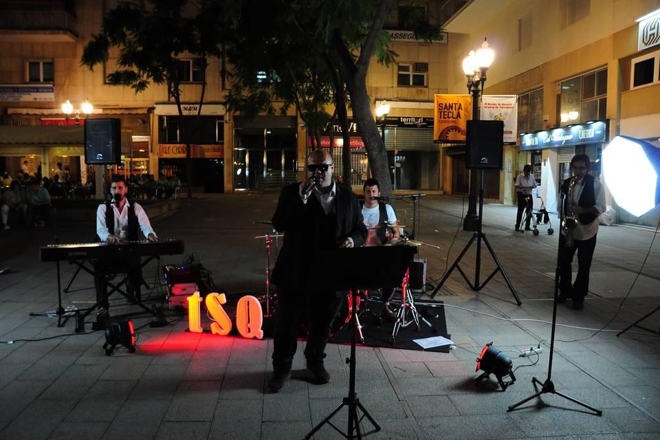 The Soul Man Quartet