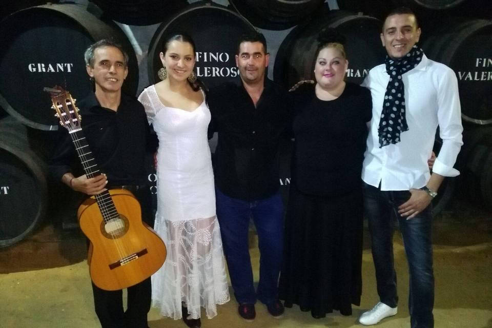 Enrique y Família