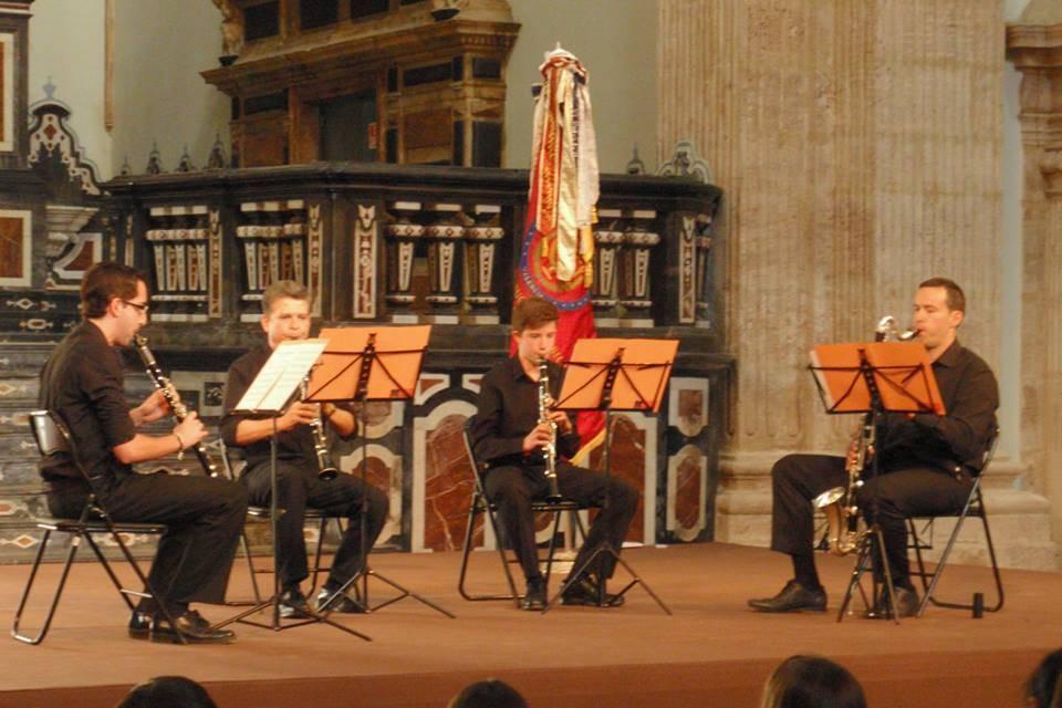 Blackwood Clarinet Ensemble