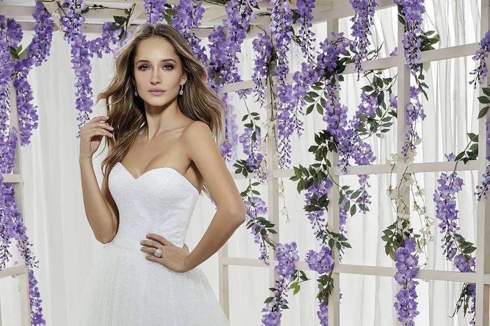 Vestido de novia La Couture
