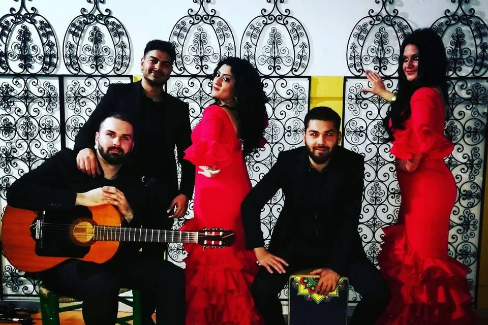Grupo Flamenco/Rociero Jarité