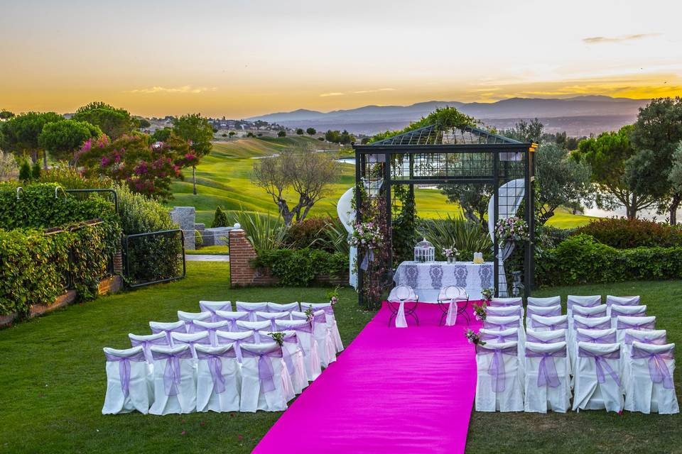 Retamares Weddings Suites & Golf