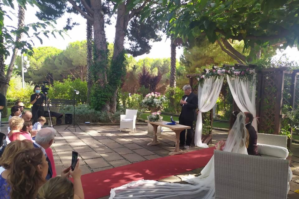 Jonathan Vives - Maestro de ceremonias