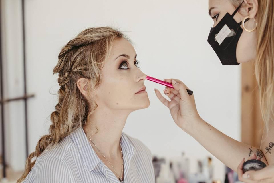 Mónica Calero Makeup