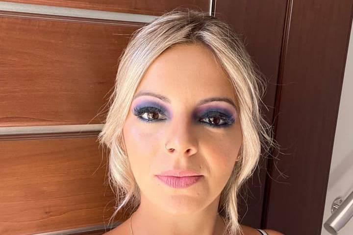Maquillaje en tonos suaves