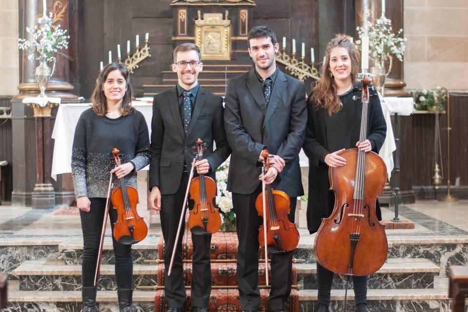 The Golden Binder Quartet