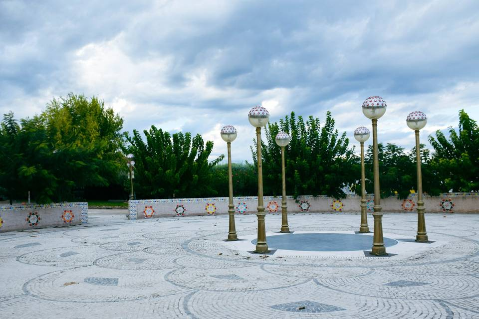 Plaza Lisboa