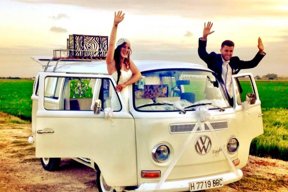 Hippie & Vintage Cars