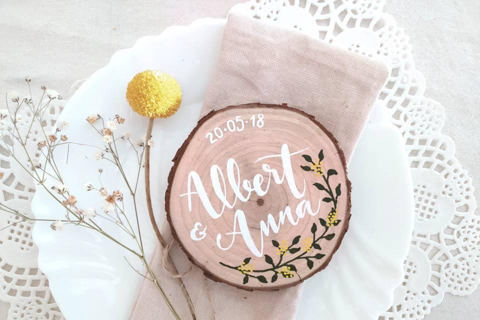 Albertianna Wedding