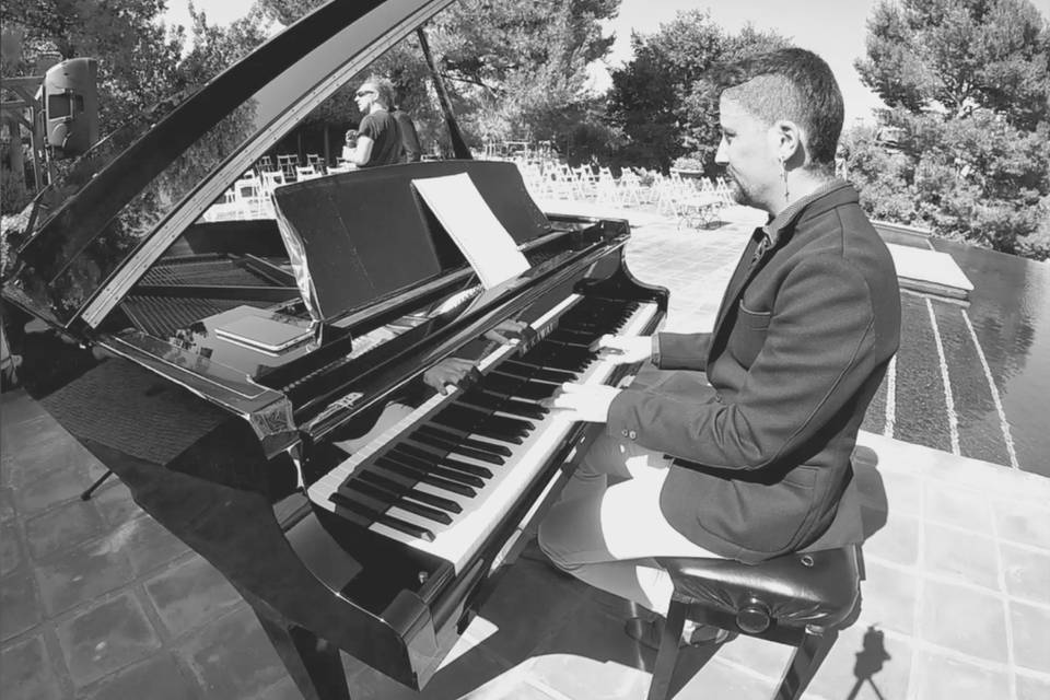 Pianista Ruymán Martín