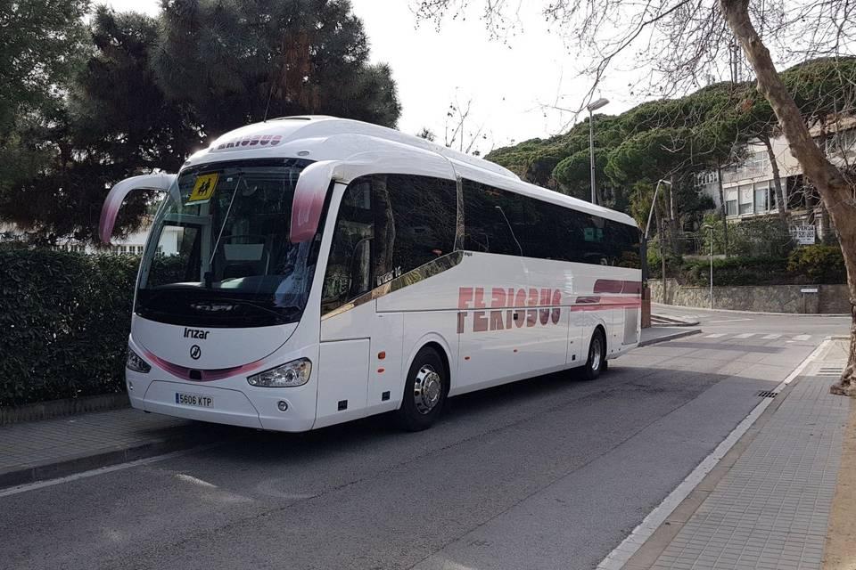 Ex. Autobús 59 pax