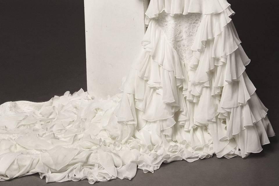 Vestido de novia Bosque
