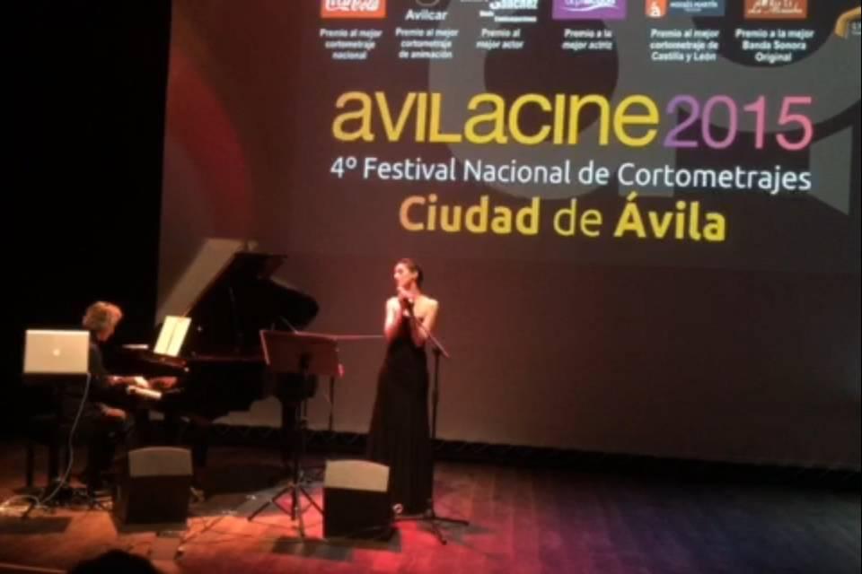 Avila Cine 2015