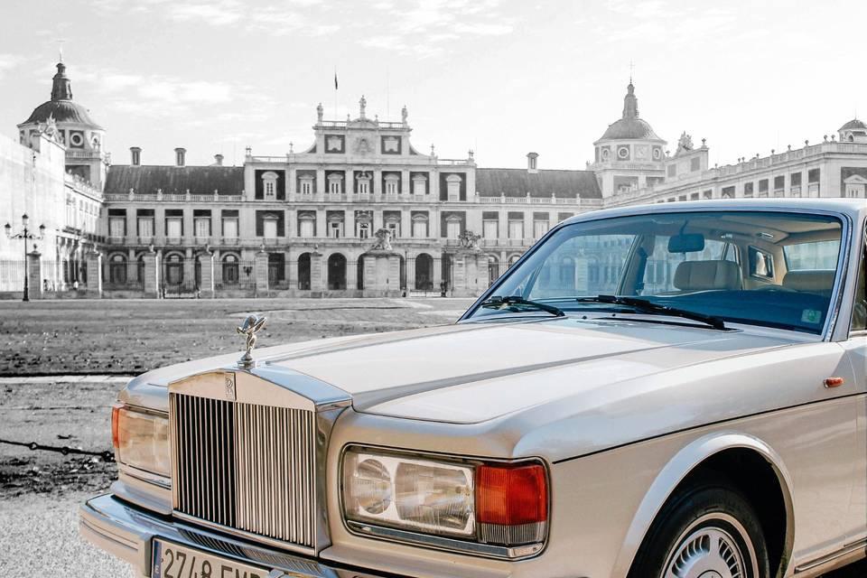 Rolls Royce Silver Spur 1984