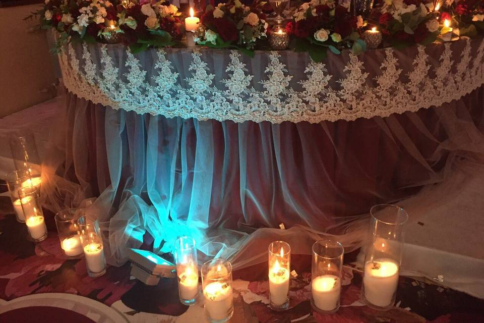 Decoración para vuestra boda