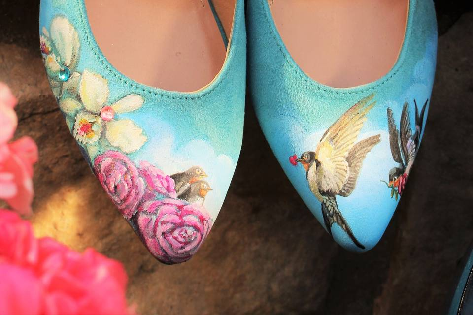 Enamorarte Shoes