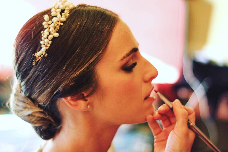 Lola Vega Makeup