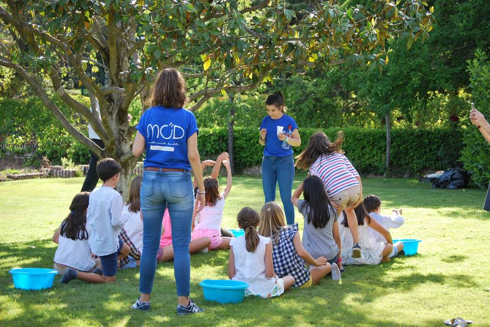 MCD Actividades Infantiles