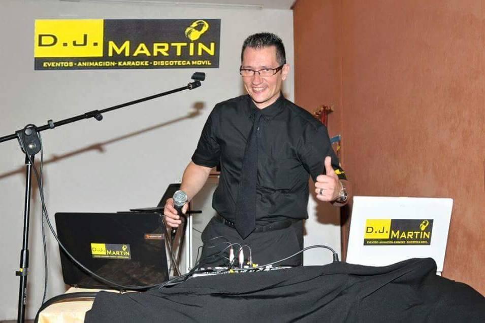 Dj Martín