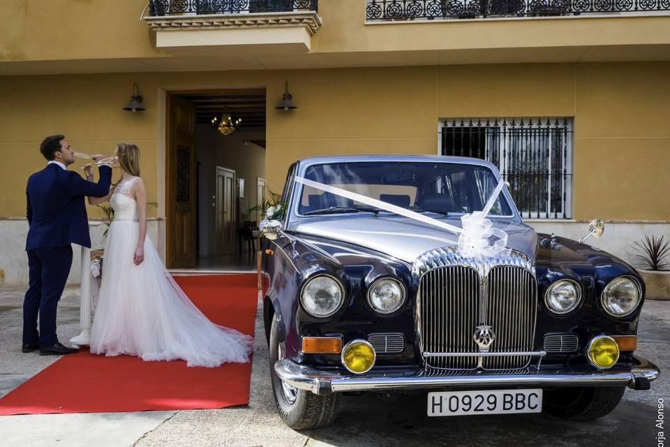 Tu coche de boda