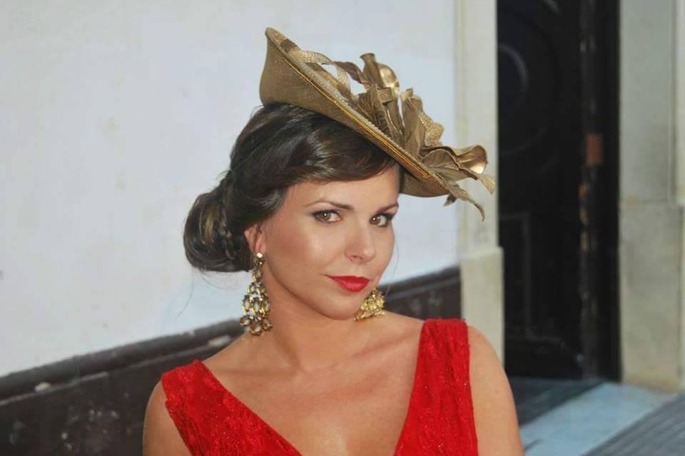 Inma Corchado Maquillaje