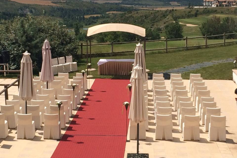 Hotel Golf & Spa Real Jaca Badaguas