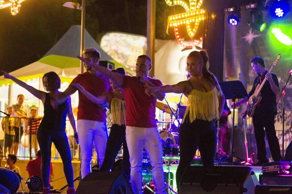 Orquesta Frenesí