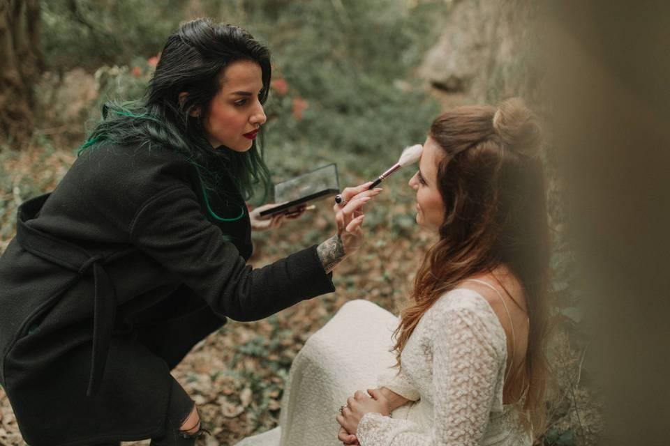 Tania Aparicio Makeup
