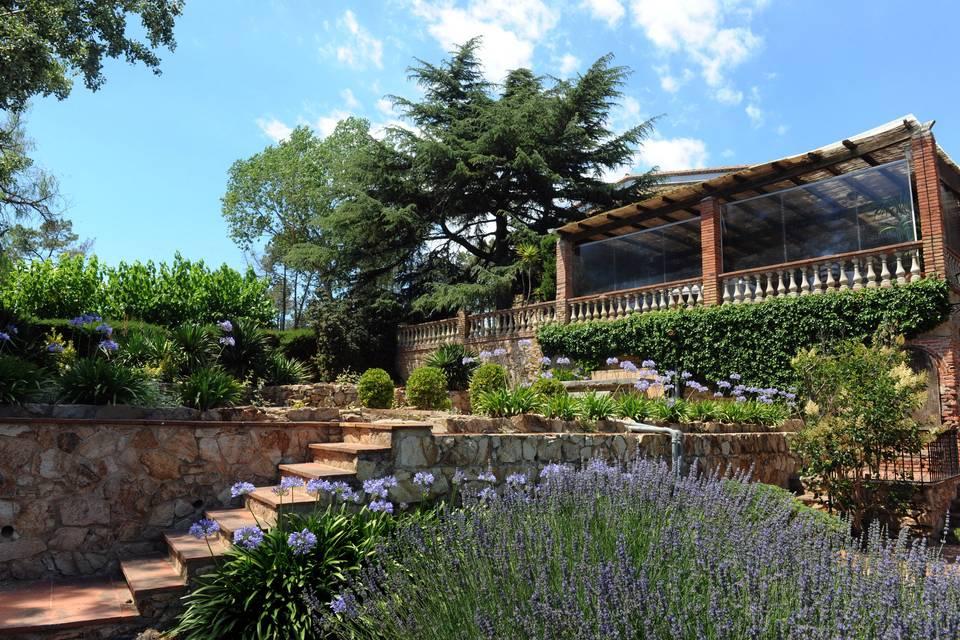 Jardin mediterráneo
