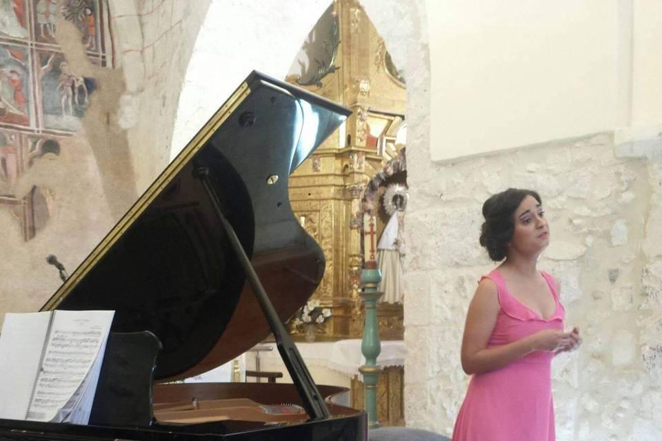 Concierto lírico en Fompedraza